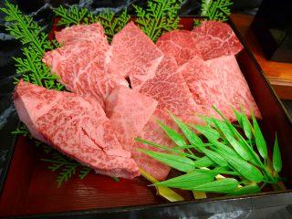神戸牛串懐石「六甲のしずく」