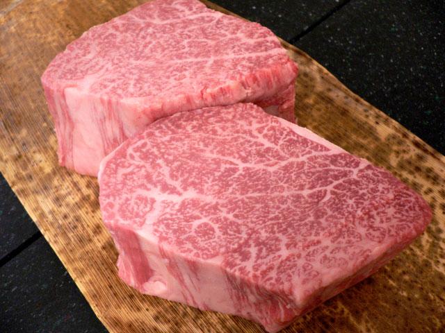 神戸牛シャトーブリアンの画像
