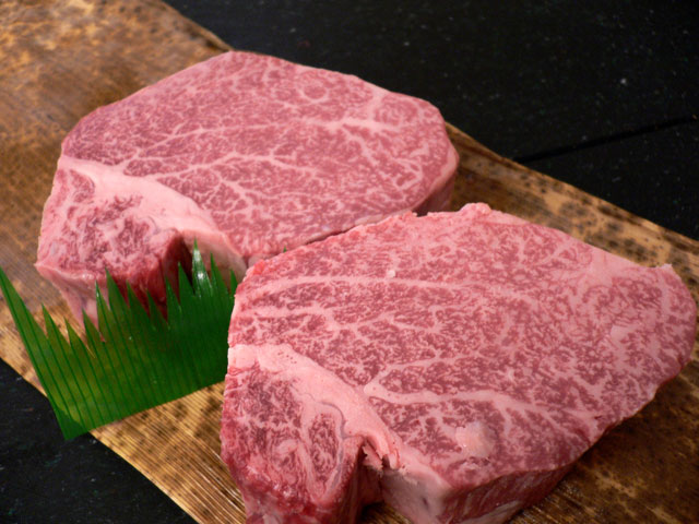 神戸牛フィレステーキの画像
