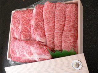 神戸牛すき焼きギフト『高砂』