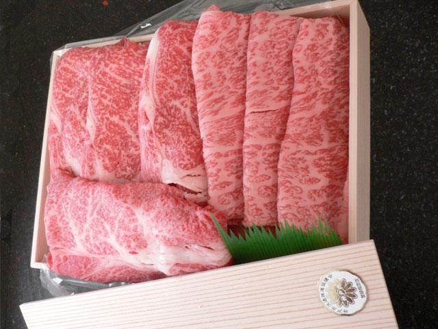 神戸牛すき焼きギフト『高砂』の画像