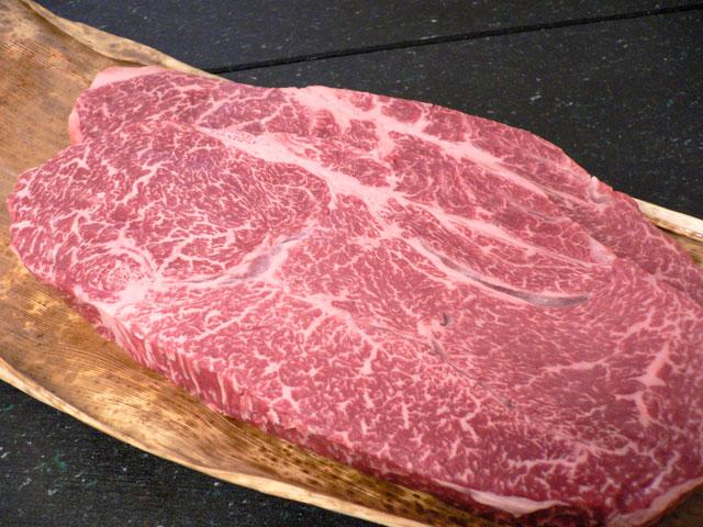 神戸牛ももランプステーキの画像