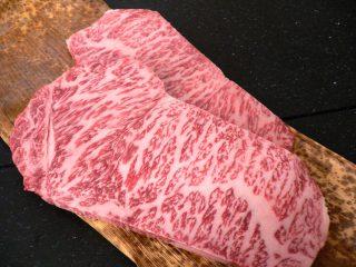 神戸牛サーロインステーキ