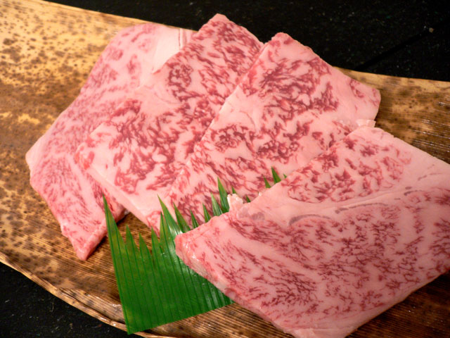 神戸牛焼肉『特撰肩ロース』の画像