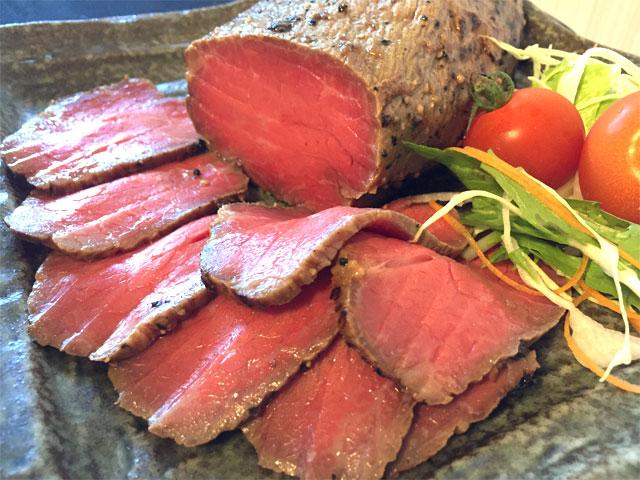 神戸牛ローストビーフ『三重奏』の画像