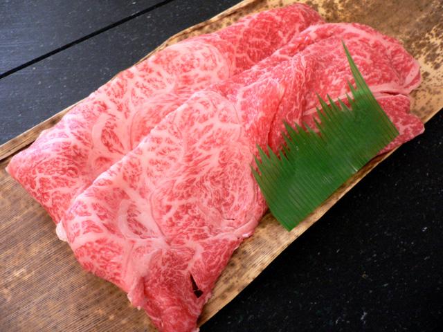 神戸牛すき焼き用『特撰赤身』の画像