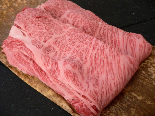 神戸牛すき焼き用『肩ロース』の画像