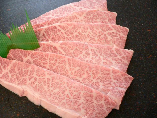 神戸牛焼肉『特撰カルビ』の画像
