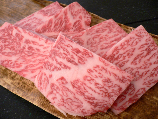 神戸牛焼肉『極上ロース』の画像