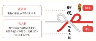 熨斗の書き方